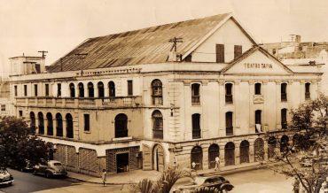 Teatro Tapia en el Viejo San Juan