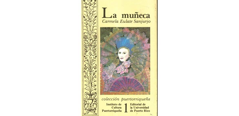 """Portada de la novela """"La muñeca"""" de Carmela Eulate"""