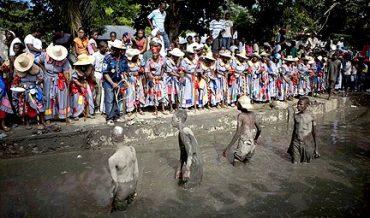 El vudú, una religión criolla