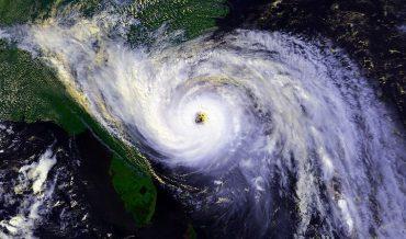Huracanes en el Caribe
