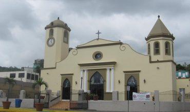 Aguadilla: Iglesia San Carlos Borromeo