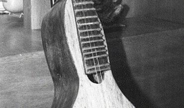 La bordonúa, instrumento típico
