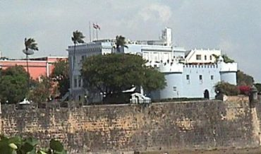 San Juan: La Fortaleza o Palacio de Santa Catalina