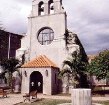 Ponce: Iglesia Episcopal La Santísima Trinidad