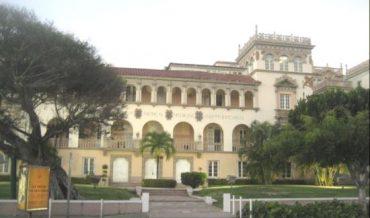 San Juan: Edificio de la Escuela de Medicina Tropical