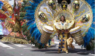 El carnaval de Trinidad y Tobago