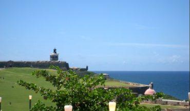 Faro del Castillo San Felipe del Morro, San Juan