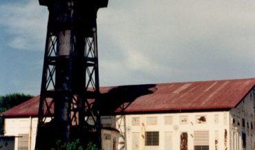 Faro de isla de Mona