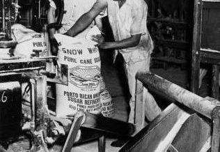 El azúcar en Puerto Rico