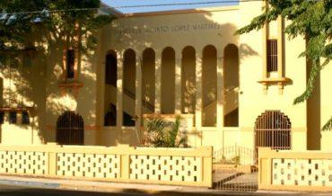 Dorado: Escuela Jacinto López Martínez