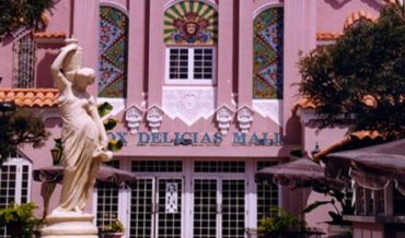 Ponce: Antiguo Teatro Fox Delicias
