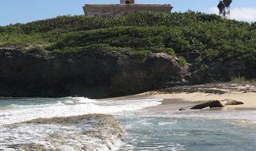 Vieques: Faro Puerto Ferro
