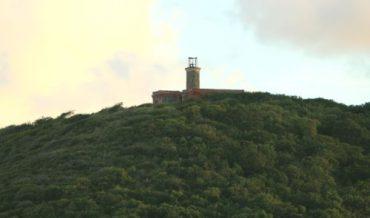 Culebra: Faro de la Isla Culebritas