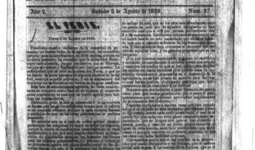 Periódicos, Siglo XIX