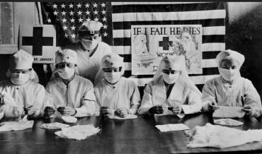 De la influenza de 1918 al covid de 2020