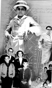Arturo Morales Carrión, fotos históricas