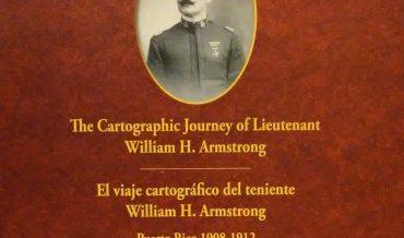 El viaje cartográfico del teniente William H.Armstrong