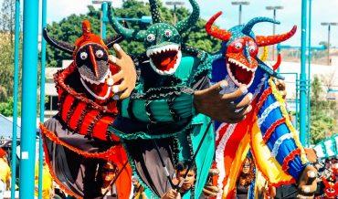 Carnavales en Puerto Rico