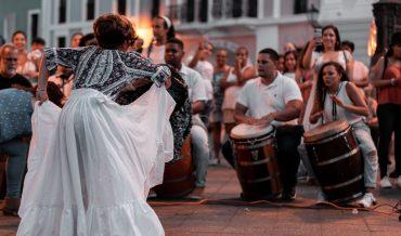 Breve historia del baile en Puerto Rico