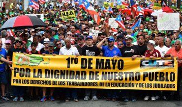 El Primero de Mayo en el mundo y en Puerto Rico