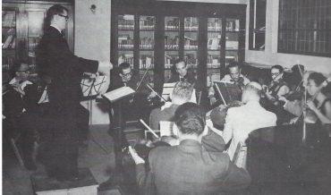 Acción musical en el Ateneo