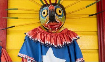 Origen de las máscaras de Puerto Rico