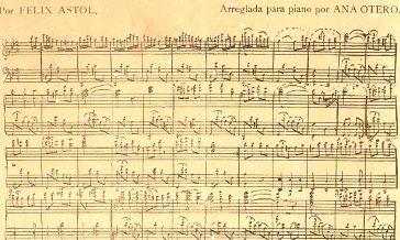 Compositoras puertorriqueñas de música clásica, desde el siglo XIX a mediados del XX