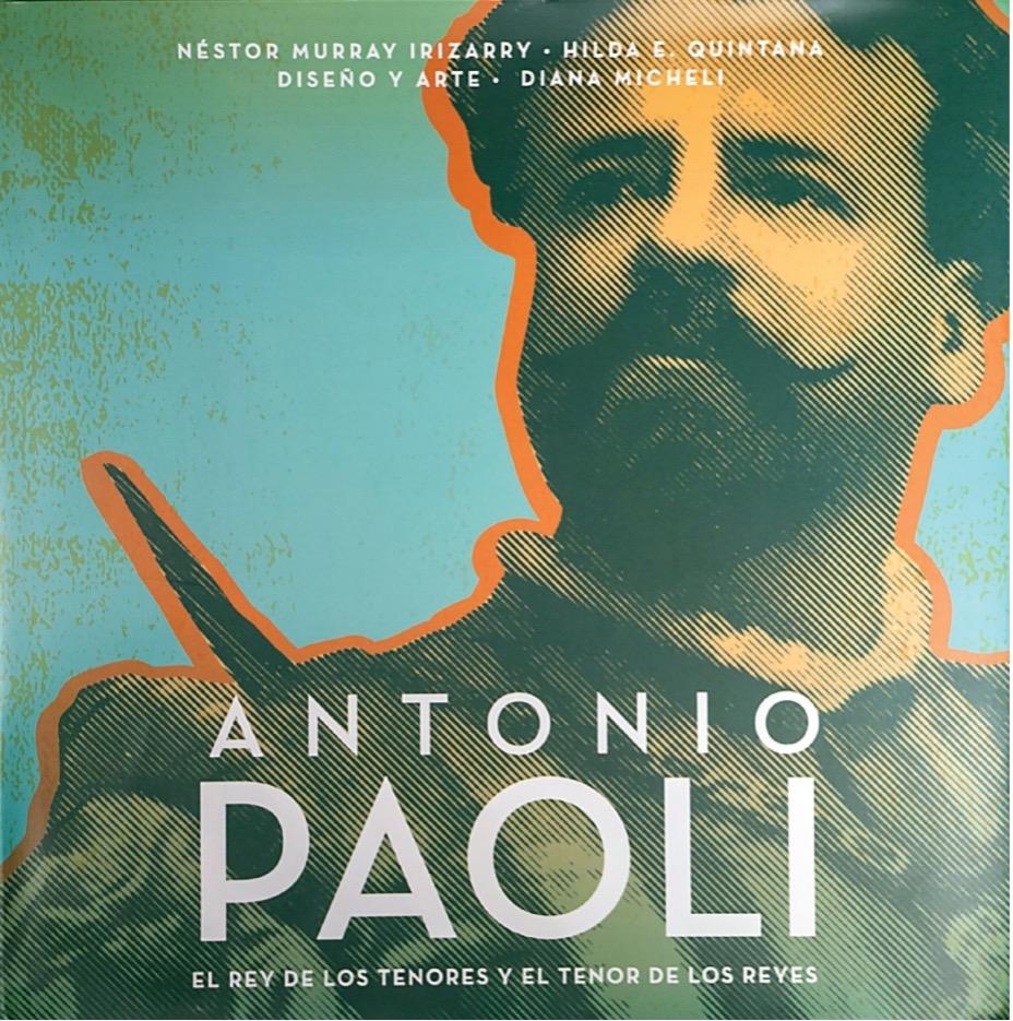 Nuevo libro de Antonio Paoli